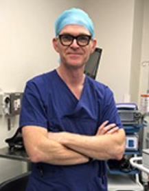 Greenslopes Private Hospital specialist Andrew Barbour