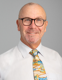 Greenslopes Private Hospital specialist Peter Hewitt