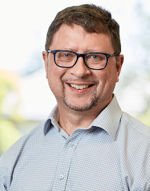 Greenslopes Private Hospital specialist David Heyworth-Smith
