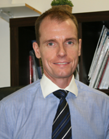 Greenslopes Private Hospital specialist Sean Mulhearn
