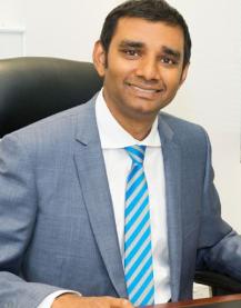 Greenslopes Private Hospital specialist Suvenesh Prasad