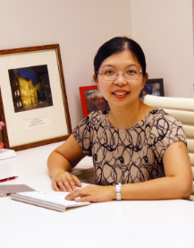 Greenslopes Private Hospital specialist Amy Tang