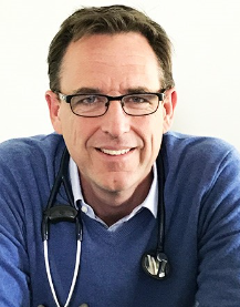 St Andrew's Ipswich Private Hospital specialist Andrew Small