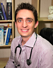 Cairns Private Hospital specialist Sam Hillier