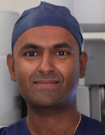Westmead Private Hospital specialist Ruban Thanigasalam