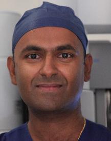 Westmead Private Hospital specialist Ruban Thanigasalam