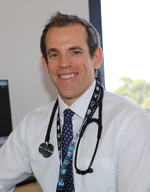 Joondalup Health Campus, Joondalup Private Hospital specialist David Thomson