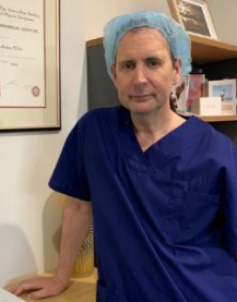 Masada Private Hospital specialist Andrew Ives