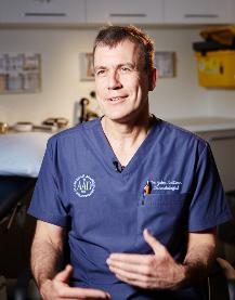 Kareena Private Hospital, Kingsway Day Surgery specialist John Sullivan
