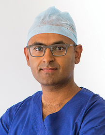 Strathfield Private Hospital specialist Ruban Thanigasalam