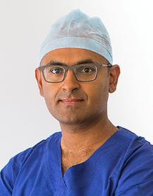 Strathfield Private Hospital specialist Ruban Thanigasalam