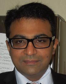 Hollywood Private Hospital specialist Ajay Sharma