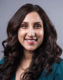 Frances Perry House specialist Harvinder KAUR