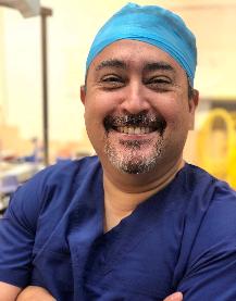 Port Macquarie Private Hospital specialist Mark Romero