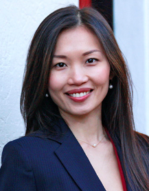 St George Private Hospital specialist Sarah Choi