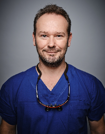 St George Private Hospital specialist Jonathan Clark AM