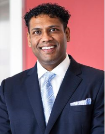 Frances Perry House specialist Vinay RANE