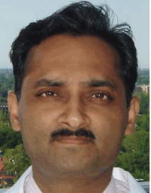 Cairns Private Hospital specialist Ritwik Pandey
