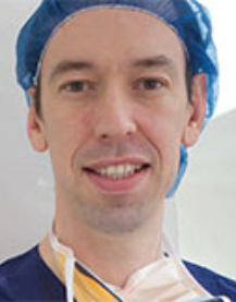 Shepparton Private Hospital specialist Dan Lenaghan