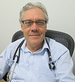 Figtree Private Hospital specialist Graham Hart