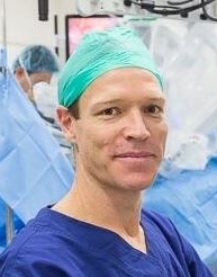 Hollywood Private Hospital, Joondalup Health Campus, Joondalup Private Hospital specialist Isaac Thyer
