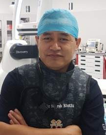 Cairns Private Hospital specialist Sherab Bhutia