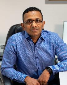Hillcrest Rockhampton Private Hospital specialist Pramod Menon