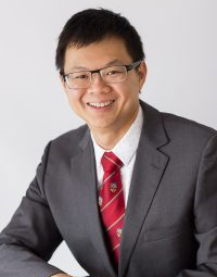Strathfield Private Hospital specialist Andrew Ong