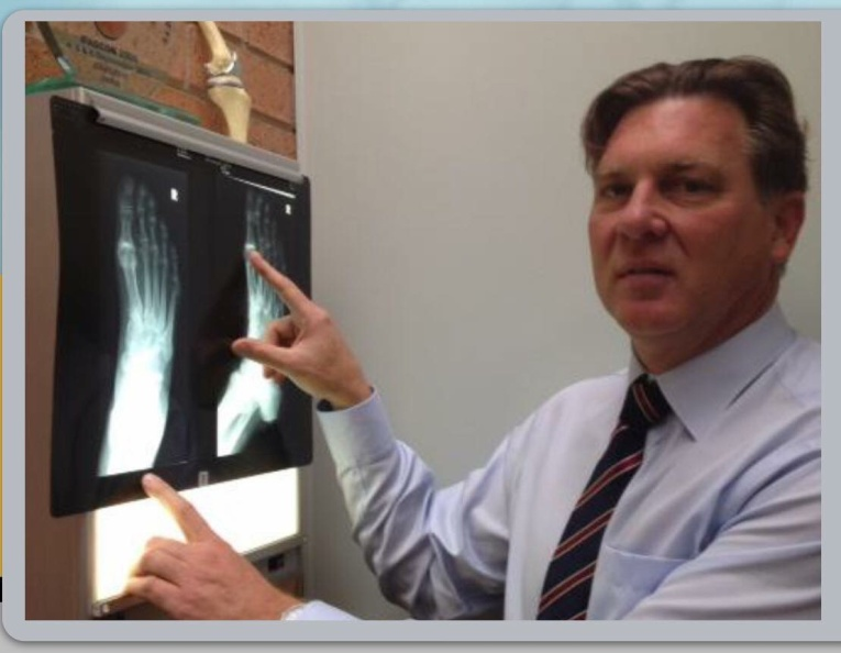 Lake Macquarie Private Hospital specialist James O'Sullivan