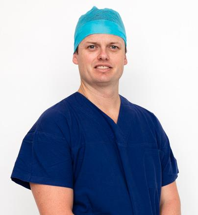 Nowra Private Hospital specialist Matthew Threadgate