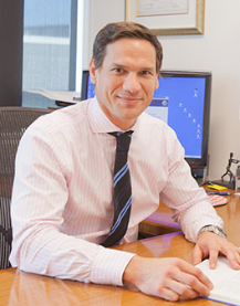 Greenslopes Private Hospital specialist Greg Sterling
