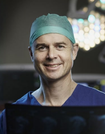 Hollywood Private Hospital specialist Ben Jeffcote
