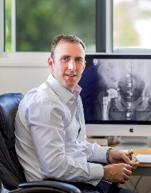 Hillcrest Rockhampton Private Hospital specialist James Roche