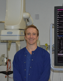 St George Private Hospital specialist James Roy