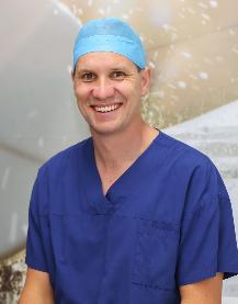 Noosa Hospital specialist James Cox