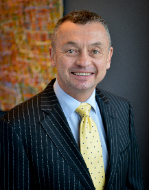 Strathfield Private Hospital specialist Warwick Bruce