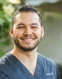 Dudley Private Hospital specialist Jared Chang