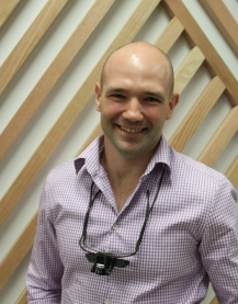 Nambour Selangor Private Hospital, Sunshine Coast University Private Hospital specialist Ben McArdle