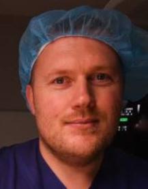 Albury Wodonga Private Hospital specialist James Robertson