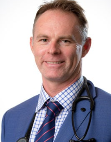 Port Macquarie Private Hospital specialist Andrew French