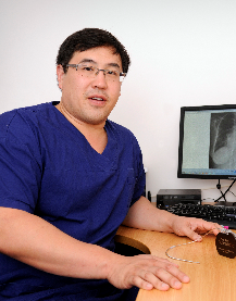 Joondalup Private Hospital specialist Justin Ng