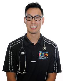Joondalup Health Campus specialist Jamie Tan