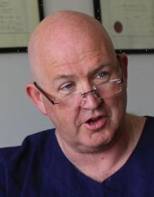 Mitcham Private Hospital specialist Diarmuid McCoy
