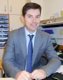 Lake Macquarie Private Hospital specialist Martin McLeod