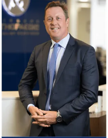 North West Private Hospital specialist Andrew Ryan
