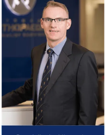 North West Private Hospital specialist Andrew Patten