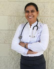 Cairns Private Hospital specialist Sathyakala Vijayanand