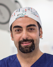Waverley Private Hospital specialist Kareem Marwan
