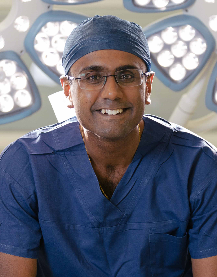 Westmead Private Hospital specialist Mayuran Suthersan