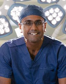 Westmead Private Hospital specialist Mayuran Suthersan